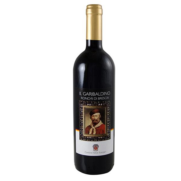 Vino Ronchi di Brescia IGT Il Garibaldino