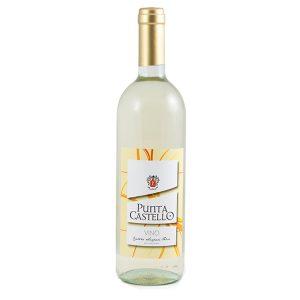 Vino Bianco Punta Castello