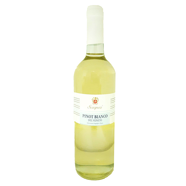 Vino Pinot Bianco del Veneto